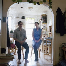 Photo: title: Peter Smith + Natalie Conn, Brooklyn, New York date: 2014 relationship: friends, art, met through Bakery Photo Collective years known: 5-10