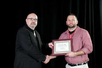 Photo: Irving Materials, Inc. - Calcium Products | 1 Year Safety Award