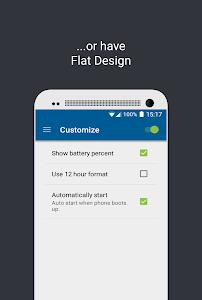 Material Status Bar Pro v5.5 Beta