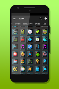 Glasic - Icon Pack Screenshot