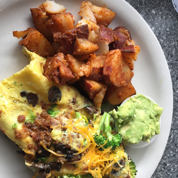 Build you own omelette