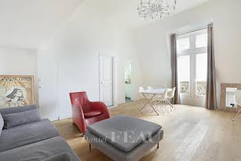 Appartement meublé 2 pièces 32,89 m2