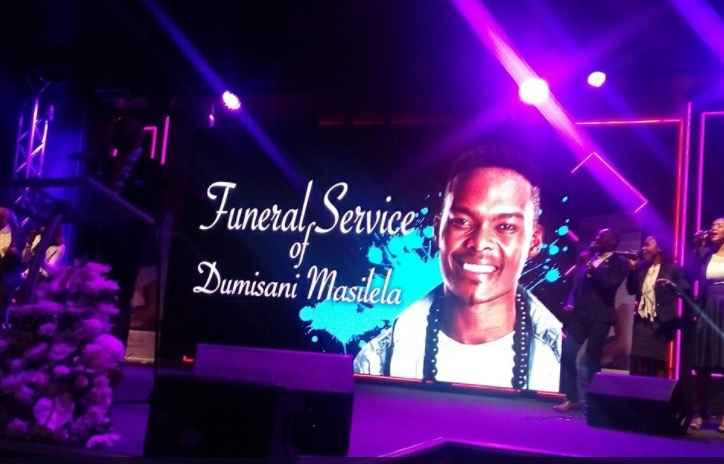 Dumi Masilela will be laid to rest today.