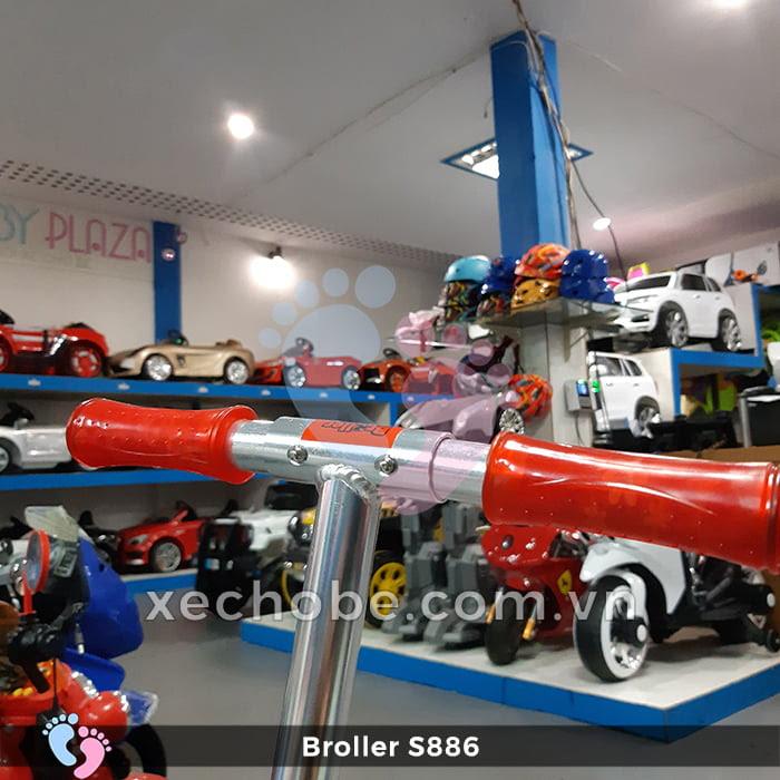 Xe trượt Scooter Broller S886 6