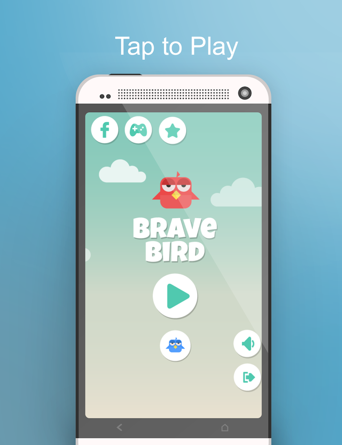Brave Bird- screenshot