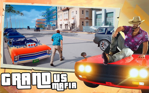 Foto do Grand Auto Gangster - Real Theft Crime Simulator