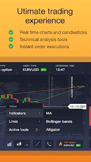 IQ Option - Binary Options screenshot 03