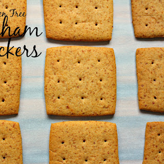 Gluten Free Graham Crackers