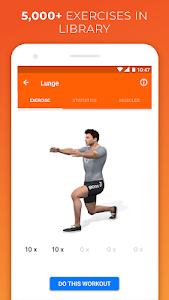 Virtuagym Fitness Tracker - Home & Gym 7.5.7
