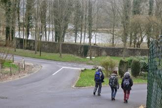 Photo: Etang de Vallière à Mortefontaine
