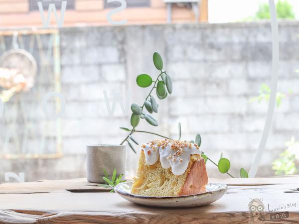 花蓮吉安慶修院旁-惦惦咖啡廳-手做甜點咖啡