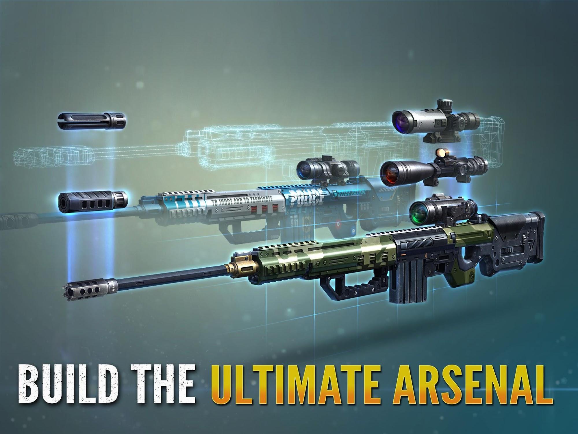 Sniper Fury screenshot #4