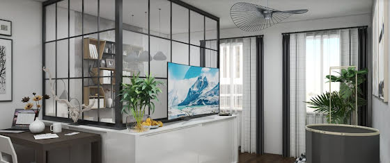 Vente studio 30,42 m2