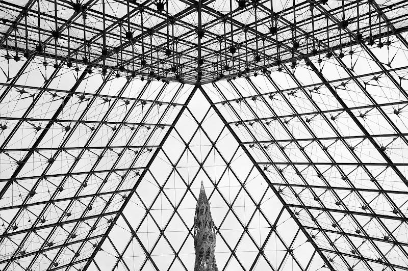 La piramide del Louvre di Paolo_G