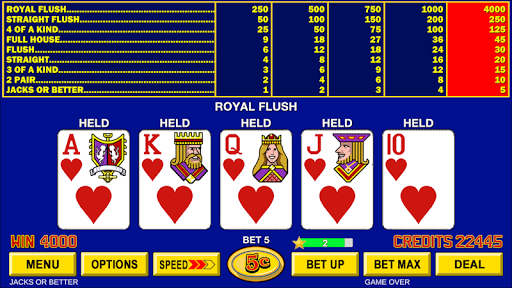Video Poker - Classic Casino Games Free Offline filehippodl screenshot 12