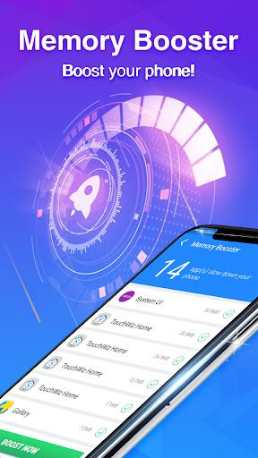 Virus Cleaner - Antivirus Free & Phone Cleaner 1.1.10 screenshots 4