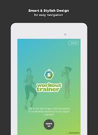 Workout Trainer fitness coach Screenshot 13