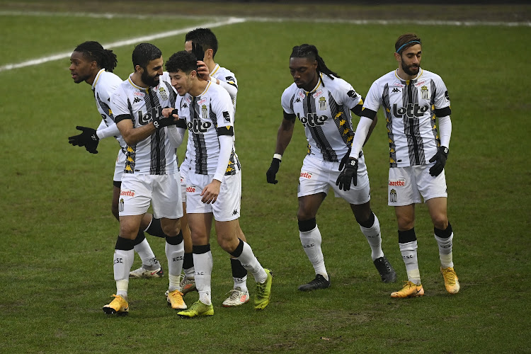 Le Sporting de Charleroi et Kappa prolongent leur collaboration