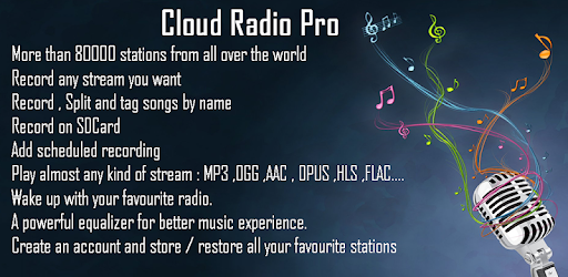 Cloud Radio Pro(Record&Lyrics)