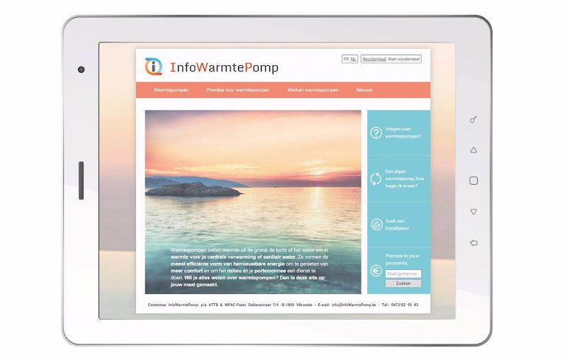 Objectief infoplatform over warmtepompen