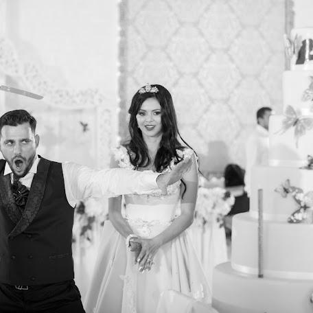 Wedding photographer Palage George-Marian (georgemarian). Photo of 25.11.2017