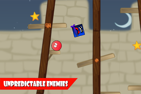 Red Ball 5- screenshot thumbnail