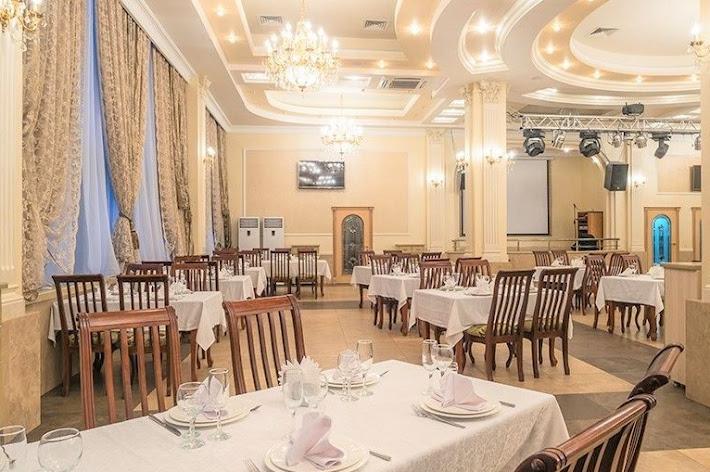 Фото №13 зала Зал «Оливковый»