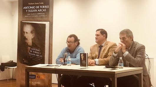 Julián Arcas y Antonio de Torres, amistad flamenca