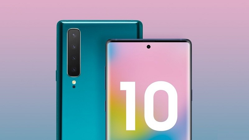 Samsung Note 10, Note 10 Plus