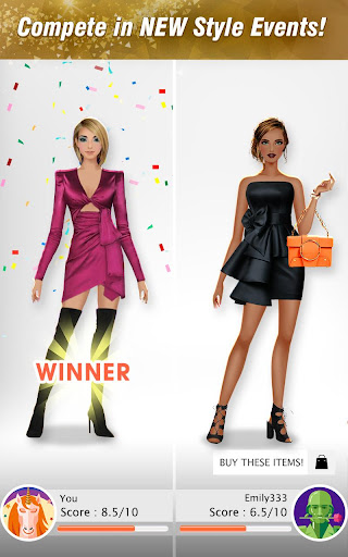 International Fashion Stylist: Model Design Studio 4.0 screenshots 6