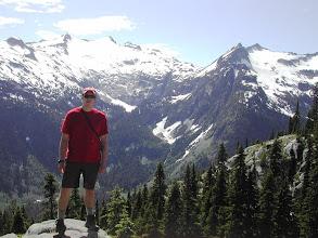 Photo: Mount Daniel