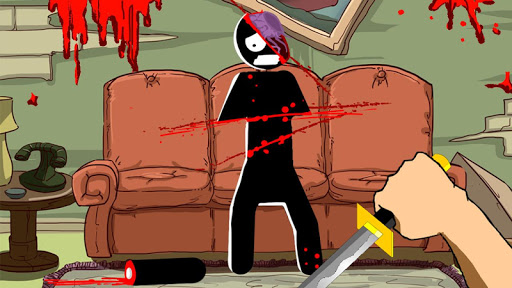 Torture Stickman-Kill Games