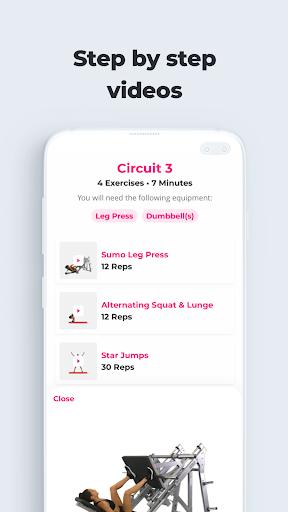 SWEAT: Kayla Itsines Fitness 5.9.2 screenshots 7