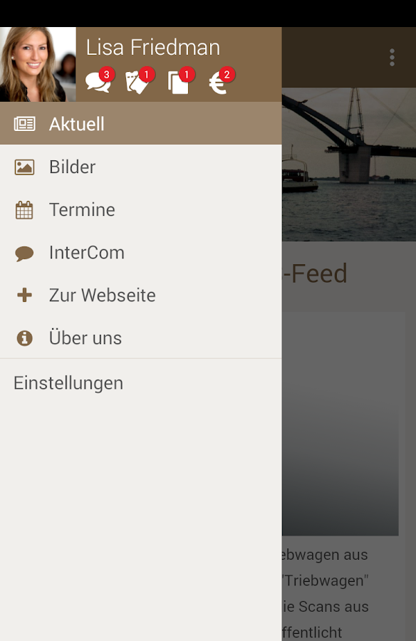 Sundfaehre.de- screenshot