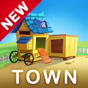 Coco Town : Decorating & Puzzle Games icon