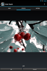 Color Touch Effects Screenshot 5