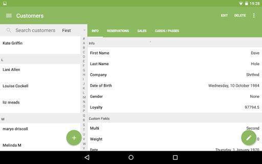 Ovatu Manager screenshot 20