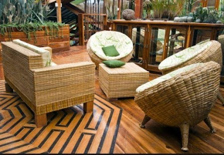 Bamboo furniture design ideas android apps on google play - Advantages bamboo cabinetry ...