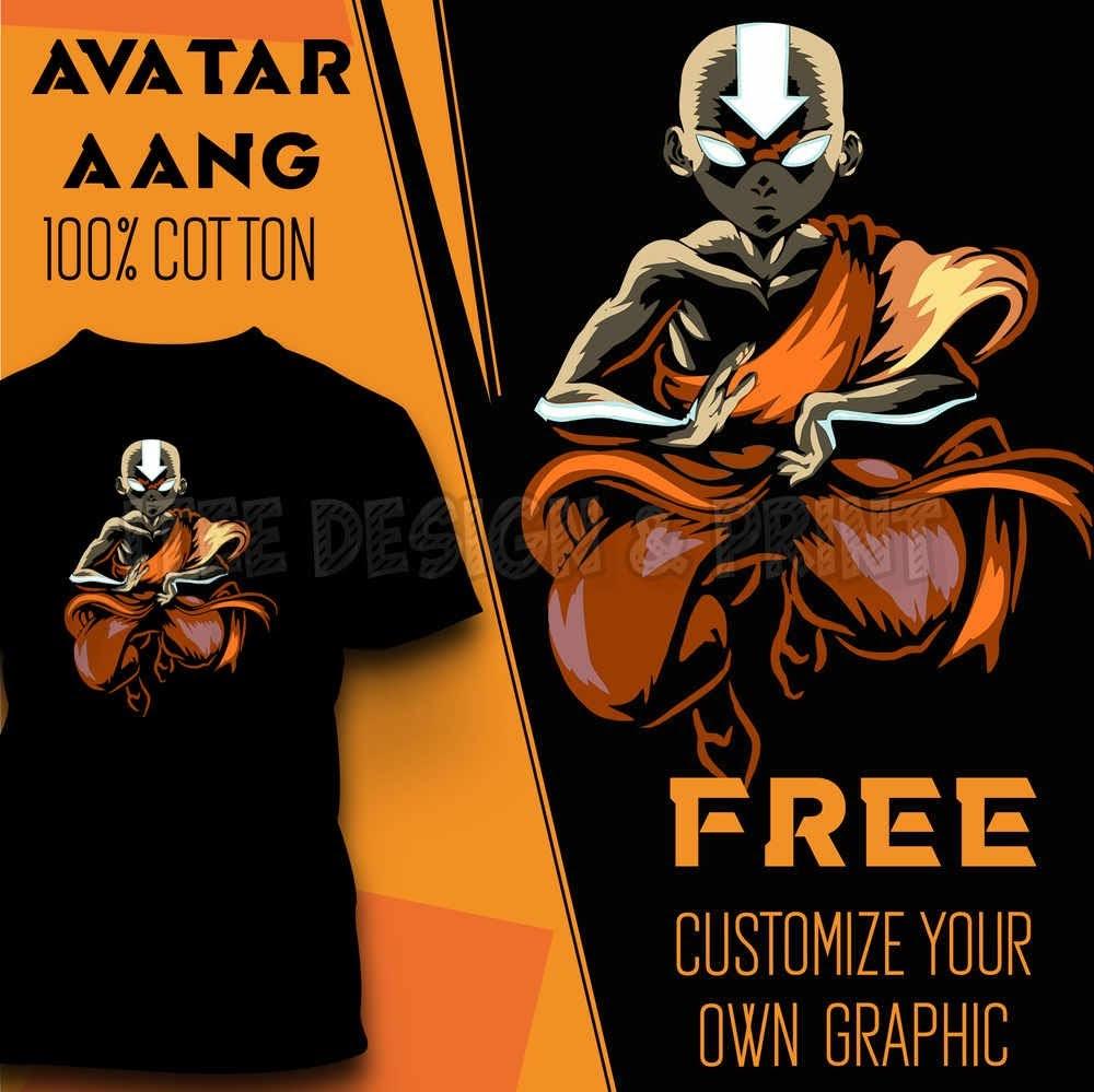 Avatar Aang - 5 6