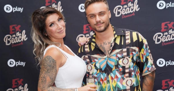 Ex on the beach, Reality par flytter sammen