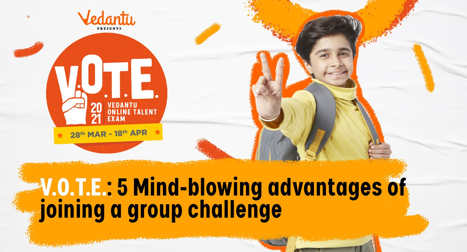 5 Mind-blowing Advantages of Joining a Group Challenge Squad for V.O.T.E