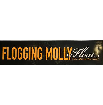 Klistermärke - Flogging Molly