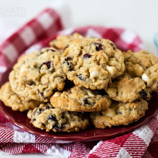 Chocolate Cranberry Oatmeal Cookies Recipes