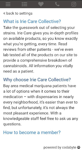 Irie Care Collective  screenshots 2