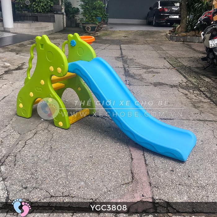 Cầu tuột bóng rổ cho bé YGC-3808 9