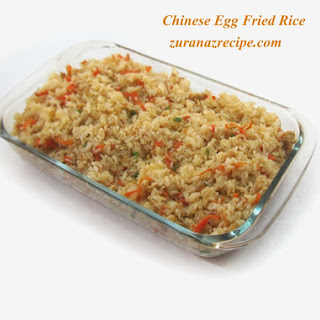 Chinese Egg Fried Rice