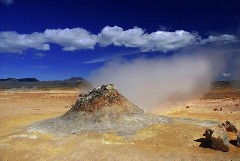 Terra di acqua e di fuoco: Islanda di BASTET-Clara