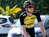 Cyclisme: Van den Broeck proche de la fin