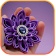 Kanzashi flowers from ribbons APK