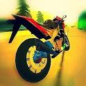 Traffic Motorbike Racer: Highway Rider 3D icon